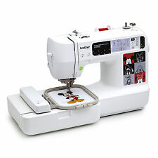 Brother PE540D Embroidery Machine W/BONUS Design CD With Over 1000 Designs Free