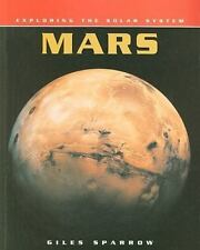 Mars (Exploring the Solar System)-ExLibrary