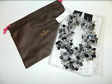 Kate Spade Crystal Constellation Statement Necklace RARE HARD TO FIND NEW! $595