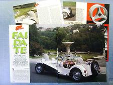 AUTO995-RITAGLIO/CLIPPING/NEWS-1995-LOTUS SUPER SEVEN - 4 fogli