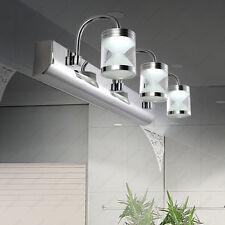 Three-head 9W(3x3W) LED Wall Sconces Makeup Mirror Lamp Hourglass Light Bathroom