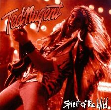 Spirit of the Wild by Ted Nugent CD 1994 Atlantic Used Very Good Tested