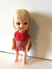 Vintage 1966 60's My Toy Tiny Terry big eyed doll Original jointed JAPAN