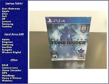 Rise of the Tomb Raider: 20 Year Celebration Play station 4, New & Sealed