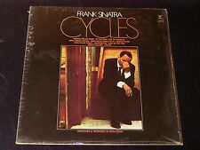 Frank Sinatra- Cycles - 1968 U.K. LP-SEALED!