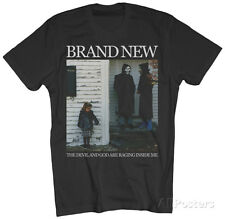 Brand New - The Devil And God Are Raging Inside Me T-Shirt S - Black