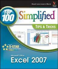 Microsoft Office Excel 2007: Top 100 Simplified Tips & Tricks (Top 100-ExLibrary