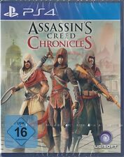 Assassin's Creed: Chronicles-ps4/playstation 4 NOUVEAU & OVP-version allemande!