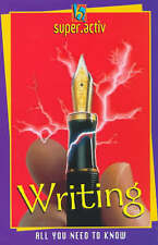 Writing: All You Need To Know (Super.Activ),GOOD Book
