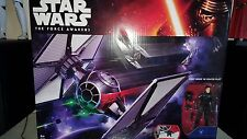 Star Wars Tie Fighter Vehicle NEW & Tie Fighter Pilot Figure Boxed
