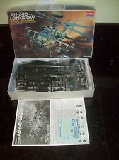 ACADEMY AH-64-D LONGBOW ATTACK HELICOPTER MODEL KIT