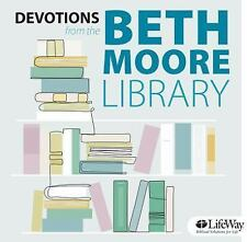 Devotions from the Beth Moore Library Audio CD, Volume 1 by Beth Moore (2011, C…