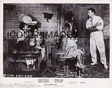 ORIG1955MOVIE PHOTO-THIS ANGRY AGE-ANTHONY PERKINS-RICHARD CONTE-SILVANA MANGANO