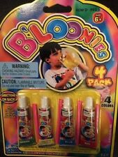 B'loonies - Toys and Games - Blow Green, Yellow, Blue and Red Plastic Bubbles!