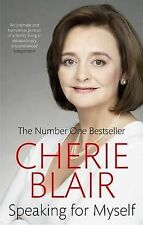 Speaking for Myself: The Autobiography, Cherie Blair