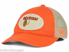 TOP OF THE WORLD HOOTERS RUMBLE TRUCKER SNAP BACK CAP/HAT - OSFM