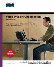 Voice over IP Fundamentals (2nd Edition) (Fundamentals)-ExLibrary
