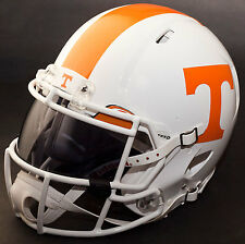 TENNESSEE VOLUNTEERS NCAA Authentic GAMEDAY Football Helmet w/ OAKLEY Eye Shield
