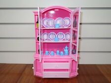 Barbie Doll Size Gloria Buffet & Hutch Set