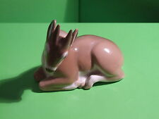 ROYAL COPENHAGEN PORCELAIN DEER LYING DOWN 2648