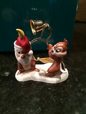 Wdcc Chip and Dale Mischief Makers Ornament With Box And Coa