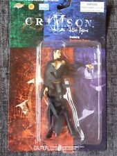 Crimson Action Figure Lisseth Sculpted by Sam Greenwell