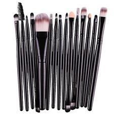 15 pcs/Sets Eye Shadow Foundation Eyebrow Lip Brush Makeup Brushes ToolNEW9