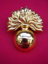 GRENADIER GUARDS Army NO1/NO2 Dress Brass Metal Military Parade Cap/Beret Badge