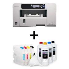 Ricoh Aficio SG 2100N GelSprinter Sublimationsdruck Transferdruck Startpaket