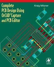 Complete PCB Design Using OrCAD Capture and PCB Editor (Paperback. 9780750689717