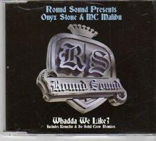 (EW115) Round Sound, Whadda We Like? - 2001 CD
