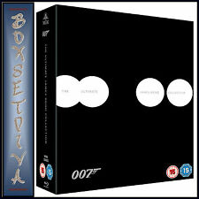 JAMES BOND - 23 FILM PREMIUM COLLECTION **BRAND NEW BLU-RAY BOXSET **