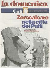 """La Repubblica 10-5-2015 ZEROCALCARE """"La Città del decoro""""  INEDITO"""