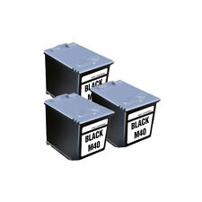 """3x Samsung ink-m40 faxpatrone """"PRO-SERIE"""" INK-M 40"""