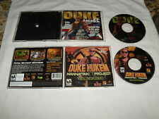 Duke it out in D.C. & Duke Nukem Manhattan Project Total Mutant Mayhem PC games