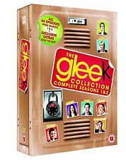 GLEE COMPLETE SEASON 1-2 ONE TWO DVD BOX SET NEW SERIES UK RELEASE