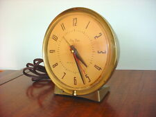 Early Vintage BIG BEN Alarm Desk CLOCK Electric WESTCLOX Art Deco Western Clock