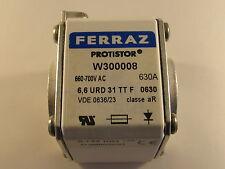 W30008C FERRAZ Protistor 6,9URD31TTF0630 - 630A 690VAC (A23/8755)