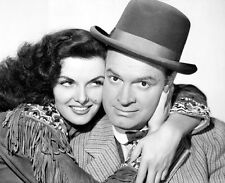 Bob Hope and Jane Russell UNSIGNED photo - C988 - The Paleface