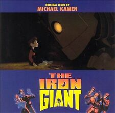 The Iron Giant - Michael Kamen  OUT OF PRINT!