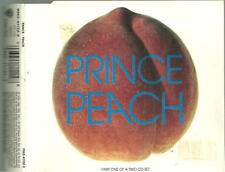 cn A8 cd single PRINCE part one of a two cd set PEACH  MOUNTAINS PARTYMAN MONEY