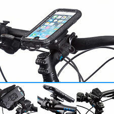 Ultimateaddons Bicycle Helix Strap Bike Mount + Tough Case for iPhone 6 6s 4.7