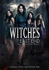 Witches of East End: Season 1 New DVD! Ships Fast!