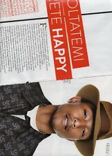 SP3 Clipping-Ritaglio 2014 Pharrell Williams Ascoltatemi e sarete happy