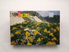 Jigsaw Puzzle Encore 500 Pieces Snowmass Wilderness Factory Sealed RoseArt Brand