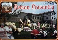 Strelets 1/72 linear-b NEWS. LNR-077. Roman Peasants & Farmers. 60 Fig (Ancient)