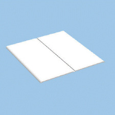 White Window door plastic upvc flexible angle Trim 25mm