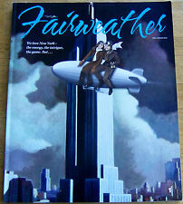 FAIRWEATHER MAGAZINE, FALL/WINTER 2013. WE LOVE NEW YORK. BUT.... (4321)