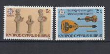 Cipro / Cyprus 1985 Europa 637-38  MNH