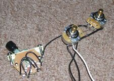 Vintage 70s RI Fender Telecaster Wiring Harness with CTS Pots & 3 Way Switch